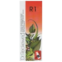 Dr Reckeweg R1 Gotas Inflamação, Febre, Infecção