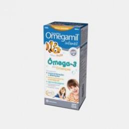 Omegamil Infantil Xarope 100ml