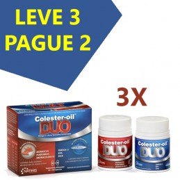 Colester-Oil Duo - Pague 2 Leve 3