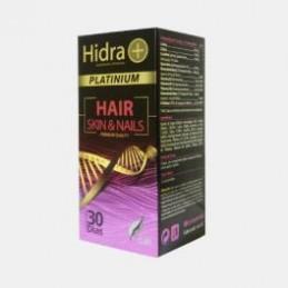 Hidra + Platinium Hair Skin & Nails