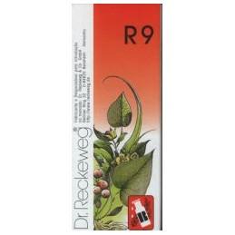 Dr Reckeweg R9 Gotas Afecções Peitorais, Tosse