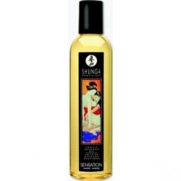 Shunga Massage Oil Sensation 250 ml