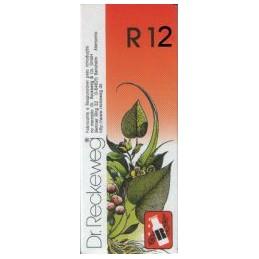 Dr Reckeweg R12 Gotas Arteriosclerose, Memória, Vertigens