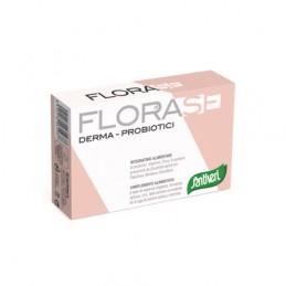 Florase Derma 40 Capsulas
