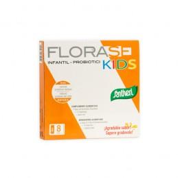 Florase Kids 8 Frascos