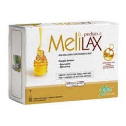 Melilax Pediatrico Micro Clister 6x 5g