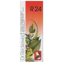 Dr Reckeweg R24 Gotas Inflamações da Pleura