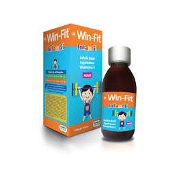 Win-Fit Infantil Xarope 200ml