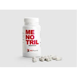 Menotril Menopausa 60 Capsulas