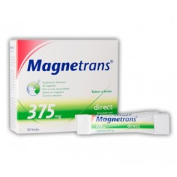 Magnetrans 375 Mg 20 Sticks