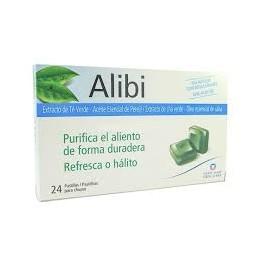 Alibi 12 Pastilhas