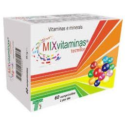 Mixvitaminas Tecnilor 60 comprimidos