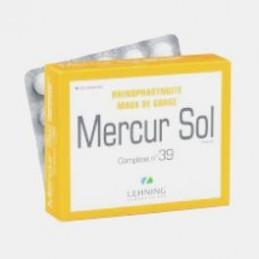 Mercurius Solubilis complex n39 60 Comprimidos