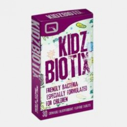 Kidz Biotix 30 Comprimidos