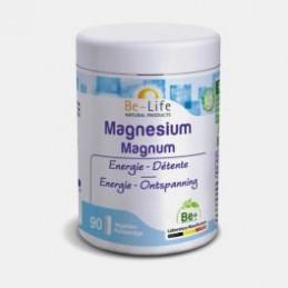 Magnesium Magnum 90 Capsulas Be Life