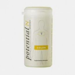 Potential N V Colon 60 capsulas