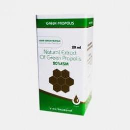 Extrato de Propolis Verde Bio 20% 20ml Virya