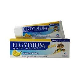Elgydium Kids Dentífrico Banana 50ml