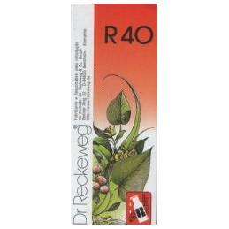 Dr Reckeweg R40 Gotas Diabetes
