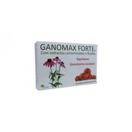 Ganomax Forte 20 Ampolas Natural E Eficaz