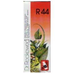 Dr Reckeweg R44 Gotas Debilidade cardíaca, Palpitações