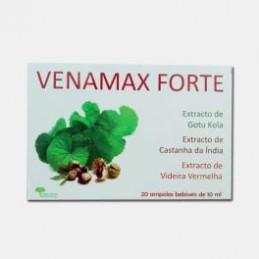 Venamax Forte 20 Ampolas