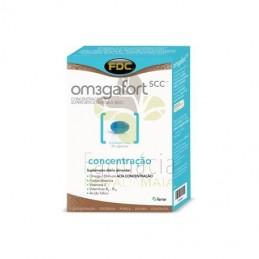 Om3gafort Concentração 30 cápsulas