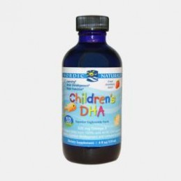 Childrens DHA Liquido 119ml