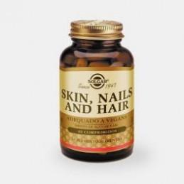 Skin, Nails and Hair Formula 60 comprimidos Solgar