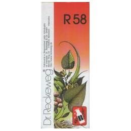 Dr Reckeweg R58 Gotas Dispneia, Edema, Função Renal