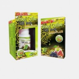 Green Coffee Maxi Plus Kit 60 Capsulas