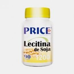 Price Lecitina de Soja 90 cápsulas