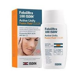 Fotoultra 100 Isdin Active Unify Col FL 50 ml
