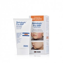Nutratopic Pro-AMP Creme Facial 50ml