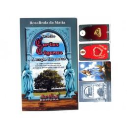 Box Livro + Cartas Ciganas Santa Sara