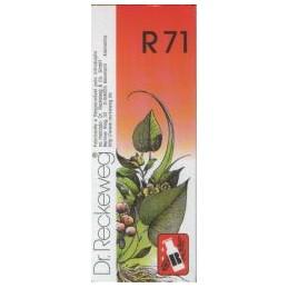 Dr Reckeweg R71 Gotas Ciática, Cãibras