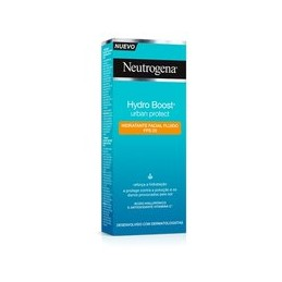 Neutrogena Hydro Boost Urban Protect FPS25 Hidrantante Facial Fluído 50ml