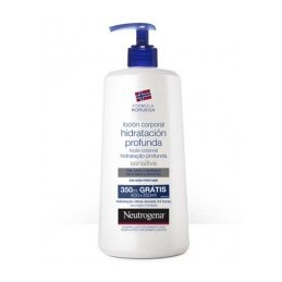 Neutrogena Body Lotion pele seca 750ml azul