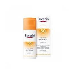 Eucerin Solar Rosto Fluido Anti-Idade SPF50+ 50ml
