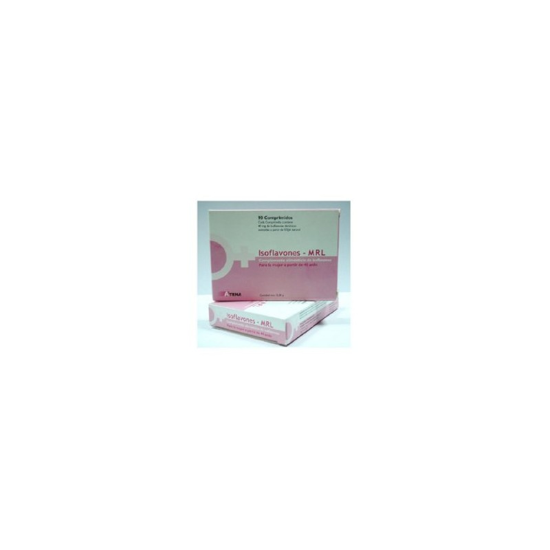 Isoflavones Mrl Comp 40 Mg X 60 comps