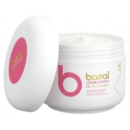 Barral Creme Gordo Oleo de Amendoas 200ml