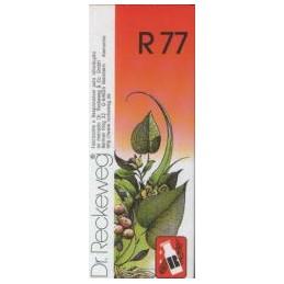 Dr Reckeweg R77 Gotas Desabituação de Fumar