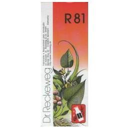 Dr Reckeweg R81 Gotas Enxaquecas, Dores Osseas, Galactorreia