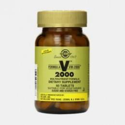 VM-2000 Multinutrientes Formula 60 comprimidos Solgar