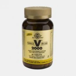 VM-2000 Multinutrientes Formula 90 comprimidos Solgar