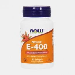 Vitamina E 400 50 capsulas