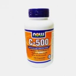 C-500 - 100 capsulas Now