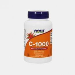 Vitamin C-1000 100 comprimidos Now