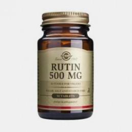 Rutin 500mg 50 comprimidos Solgar