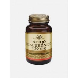 Hyaluronic Acid 120mg 30 Capsulas Solgar